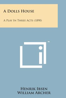 A Dolls House: A Play in Three Acts (1890) Cover Image