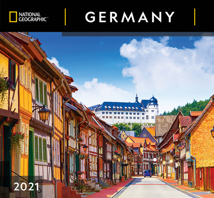 Cal 2021- National Geographic Germany Wall Cover Image