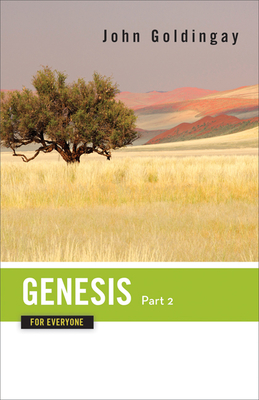 Cover for Genesis for Everyone, Part 2 (Old Testament for Everyone)