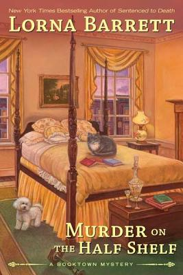 Murder on the Half Shelf (A Booktown Mystery #6) Cover Image