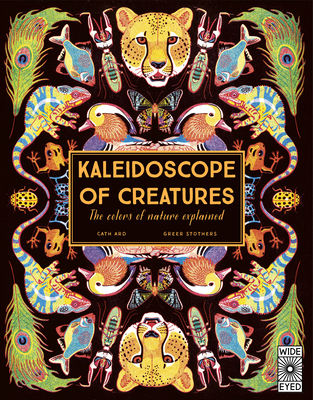 Cover for Kaleidoscope of Creatures