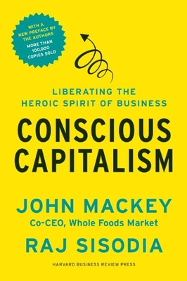 Conscious Capitalism Cover