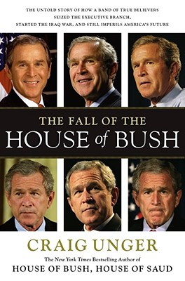 The Fall of the House of Bush Cover