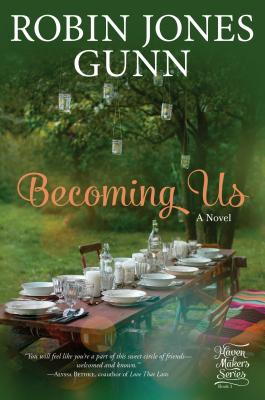 Becoming Us: A Novel (Haven Makers #1) Cover Image