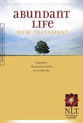 Abundant Life New Testament-Nlt Cover Image
