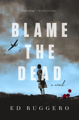 Blame the Dead (Eddie Harkins #1) Cover Image