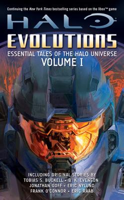 Halo Evolutions Cover