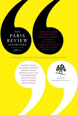 The Paris Review Interview Cover