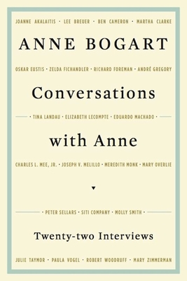 Conversations with Anne: Twenty-Four Interviews Cover Image