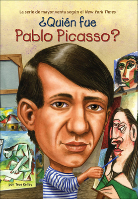 Quien Fue Pablo Picasso? (Who Was Pablo Picasso?) (Who Was...?) Cover Image
