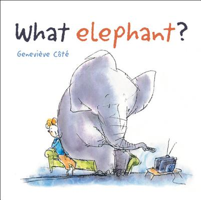 What Elephant? Cover
