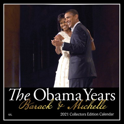 The Obama Years: 21ob Cover Image