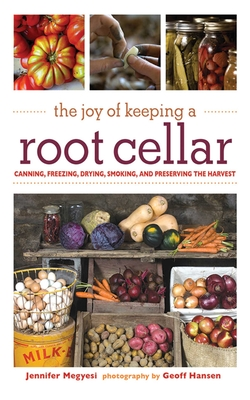 The Joy of Keeping a Root Cellar Cover