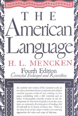 American Language Cover