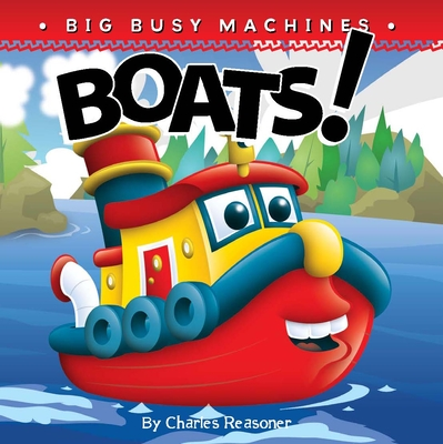 Boats! Cover Image