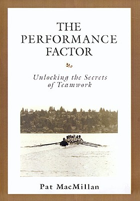 The Performance Factor Cover