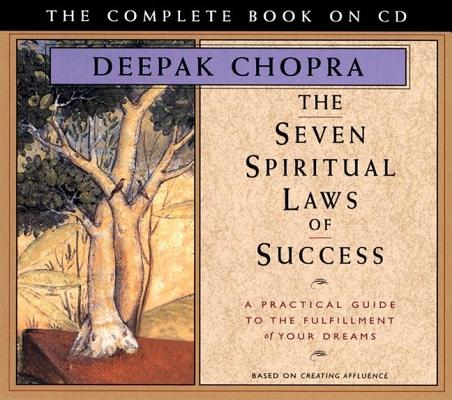 The Seven Spiritual Laws of Success Cover