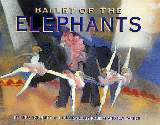 Ballet of the Elephants Cover