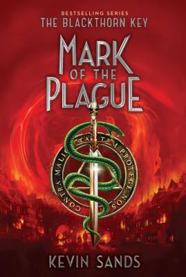 Mark of the Plague (The Blackthorn Key #2) Cover Image