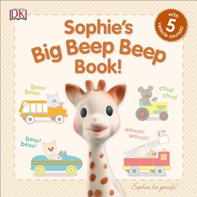Cover for Sophie la girafe