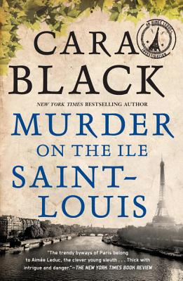 Murder on the Ile Saint-Louis Cover