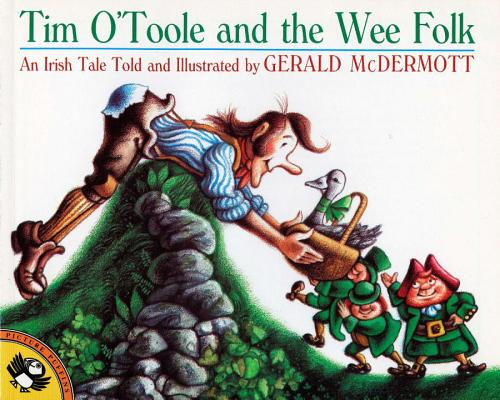 Tim O'Toole and the Wee Folk Cover Image