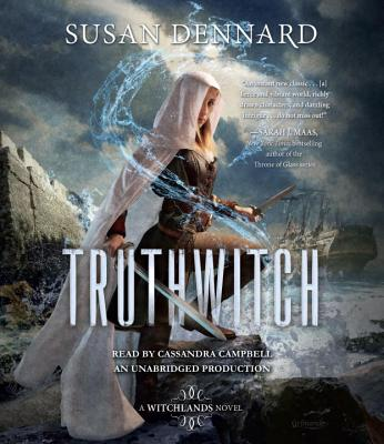 Truthwitch: A Witchlands Novel (The Witchlands) Cover Image