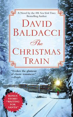 The Christmas Train Cover