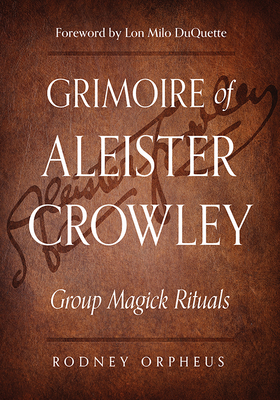 Cover for Grimoire of Aleister Crowley