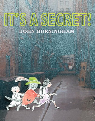 It's a Secret! Cover