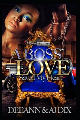 A Boss' Love Saved My Heart Cover Image