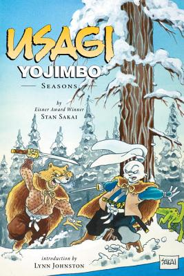 Usagi Yojimbo Volume 11: Seasons Cover Image