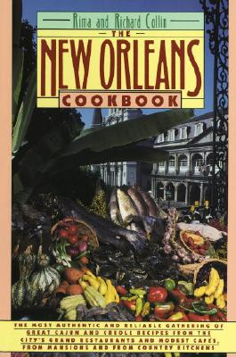 New Orleans Cookbook Cover Image