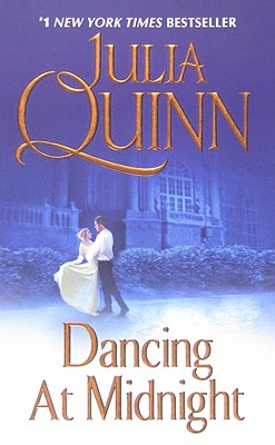 Dancing at Midnight (Avon Historical Romance) Cover Image