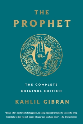 The Prophet: The Complete Original Edition Cover Image