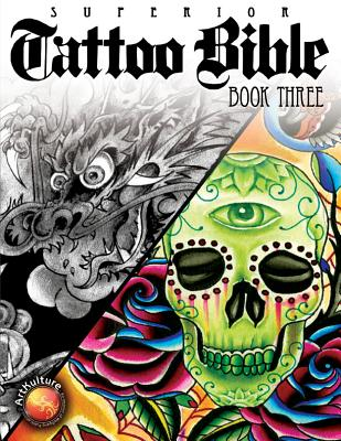 Tattoo Bible: Book Three Cover Image