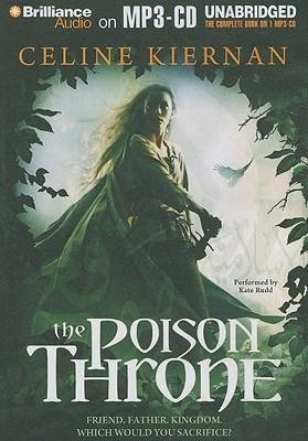 The Poison Throne Cover