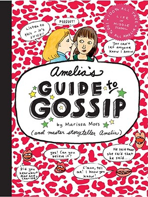 Amelia's Guide to Gossip Cover
