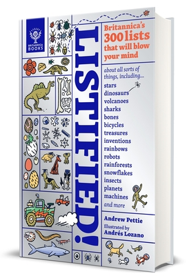 Listified!: Britannica's 300 Lists That Will Blow Your Mind Cover Image