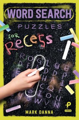 Word Search Puzzles for Recess, 3 Cover Image