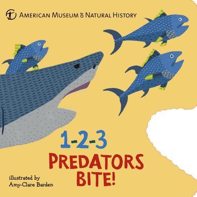 Cover for 1-2-3 Predators Bite!