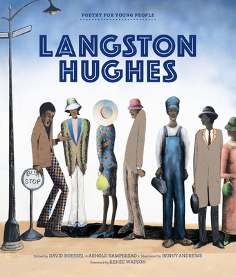 Poetry for Young People: Langston Hughes (100th Anniversary Edition) Cover Image