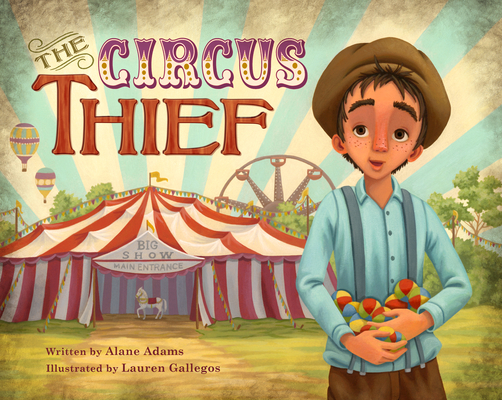The Circus Thief Cover Image