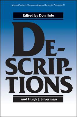 Cover for Descriptions (Suny Series)