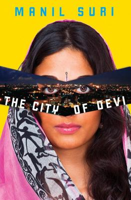 The City of Devi: A Novel Cover Image