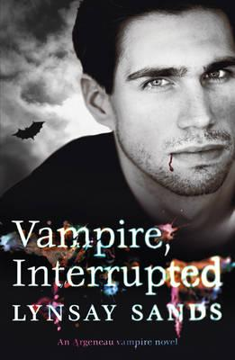 Vampire, Interrupted: An Argeneau Novel Cover Image