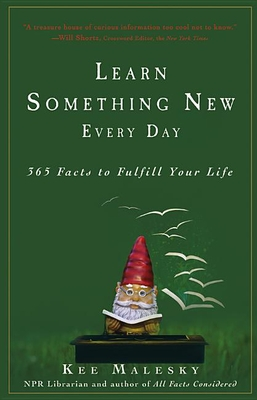 Learn Something New Every Day Cover