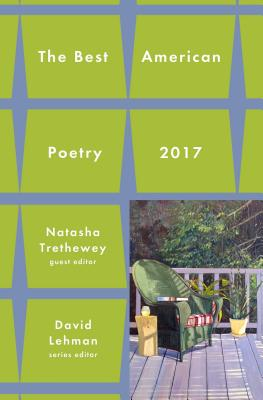 Best American Poetry 2017 Cover Image