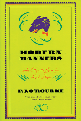 Cover for Modern Manners