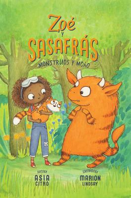 Monstruos Y Moho: Zoé Y Sasafrás #2 Cover Image
